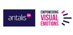 Logo Antalis Empowering Visual Emotions